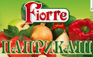 Етикет за консерви - FIORRE